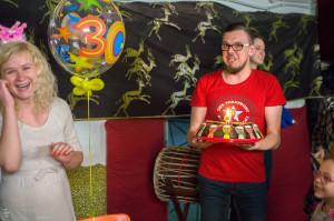 Urodziny prof Sylwii ;-)